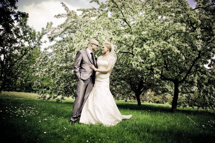 bryllupsfotograf på fyn