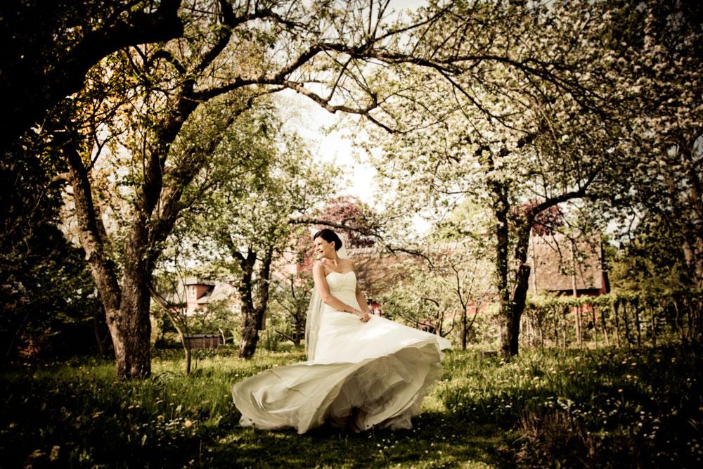 bryllupsfotograf i herning