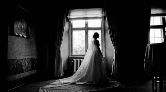 Den rigtige brudekjole